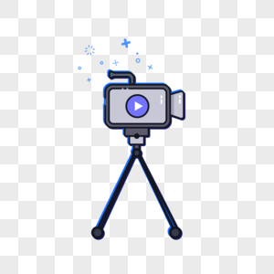 摄像机元素图片