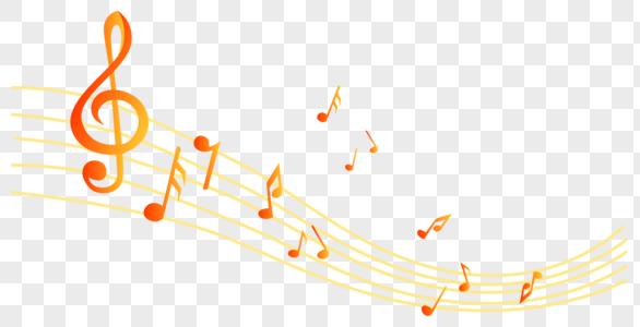 律动音乐符号图片