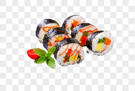 自制寿司图片