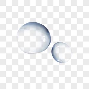 水滴水珠泡泡图片
