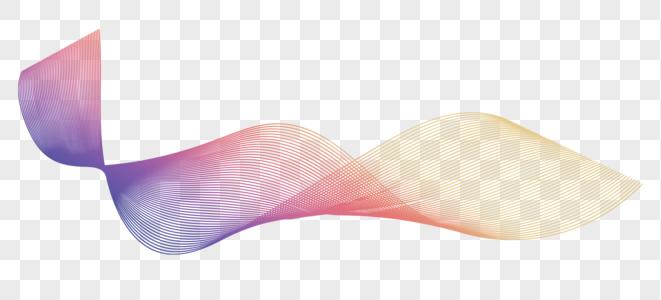 科技感线条图片