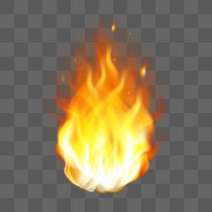 暂无图片logo_火焰元素素材下载-正版素材401517827-摄图网