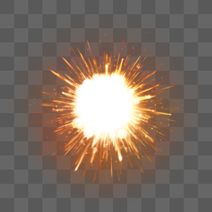 爆炸效果图片
