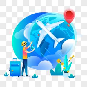 商务旅行图片