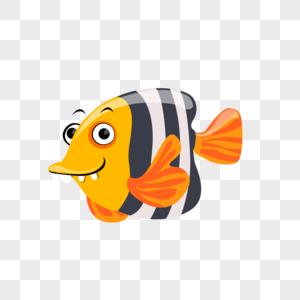 黄色黑尾宅泥鱼图片