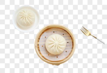 早餐点心包子糯米饭图片