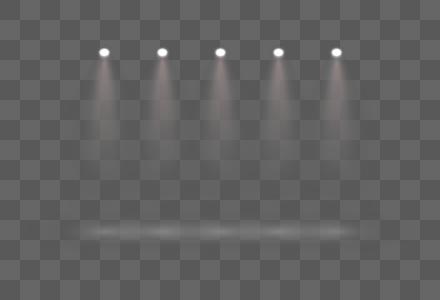 舞台灯光灯术图片