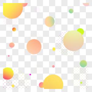 未来风科技风几何圆圈底纹图片