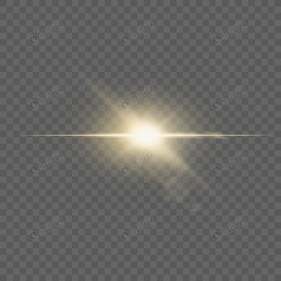 光晕元素图片