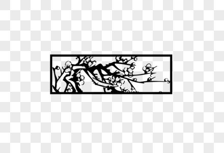 植物门框图片