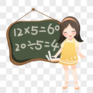 暑假少儿数学培训图片