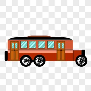 小火车图片