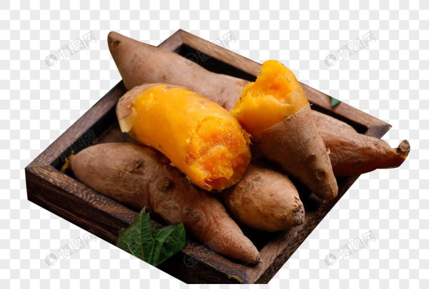 黄心番薯图片