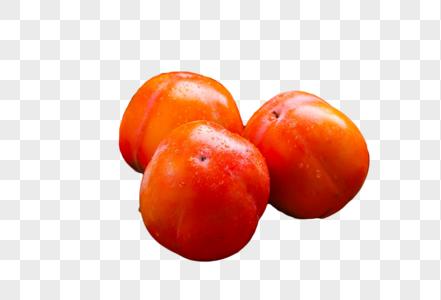 云南甜柿子图片