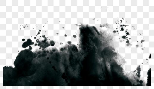 水墨素材图片