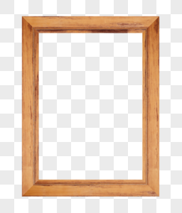 木质相框图片