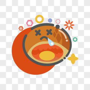 中秋mbe风格月饼图片