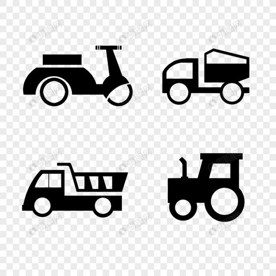 摩托车货车建筑器材车搬运车图片