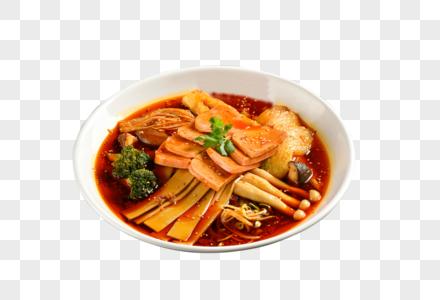 火锅冒菜麻辣烫图片