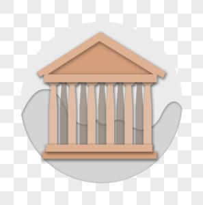 希腊数字素材_希腊元素_免抠素材_PNG图片下载-摄图网