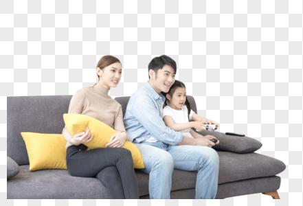 一家人一起玩闹图片