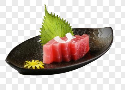 金枪鱼刺身图片