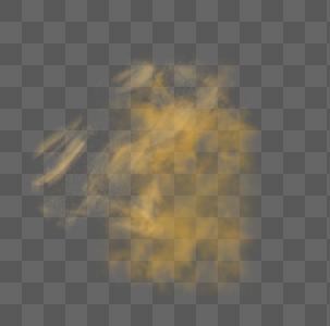 仿火烧云效果元素图片