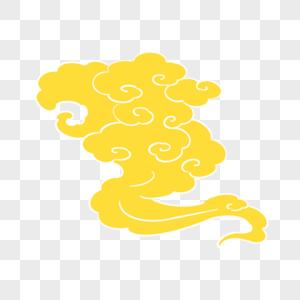 漂浮祥云图片