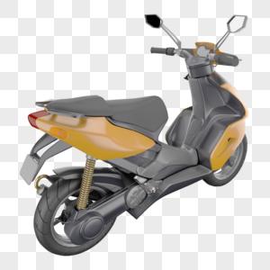 电动自行车素材图片