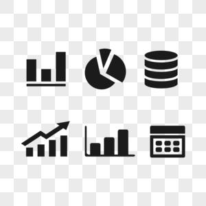 金融财务图标元素app图标网页图标图片