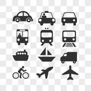 app图标网页图标交通工具图标汽车图标轮船图标图片