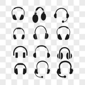 app图标网站图标耳机图标客服图标图片