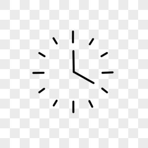 钟表图标图片