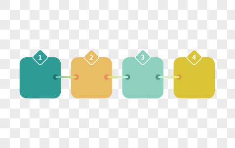 创意PPT分类元素图片