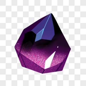 黑紫色闪钻图片