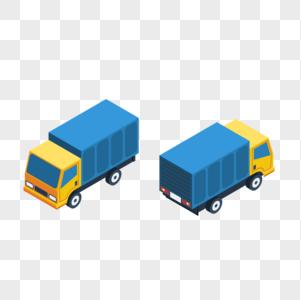 运输工具货车素材图片