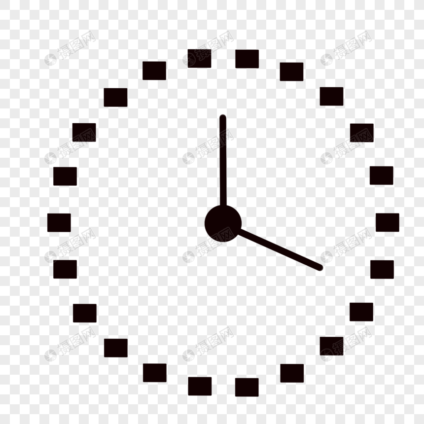 时钟图标元素图片