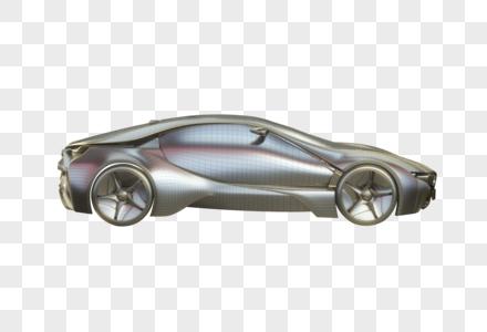科技汽车线条场景图片