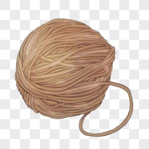卡通手绘毛线图片