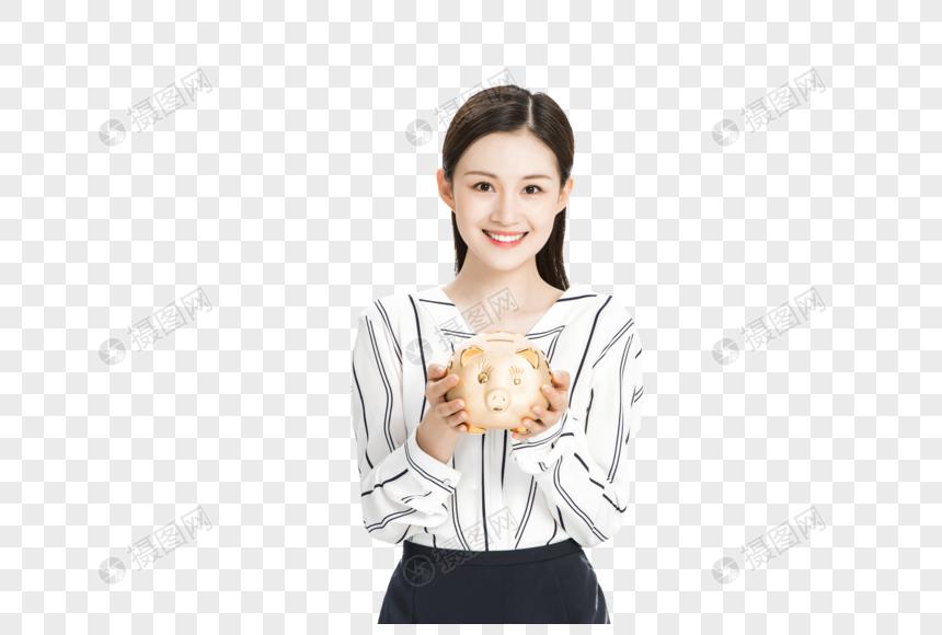 商务女性理财图片