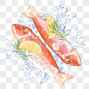 生鲜新鲜鱼肉图片