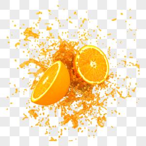 橙子建模图片