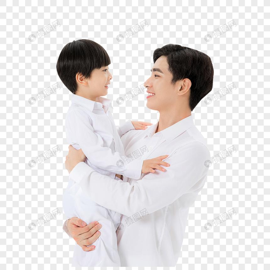 亲情父子图片