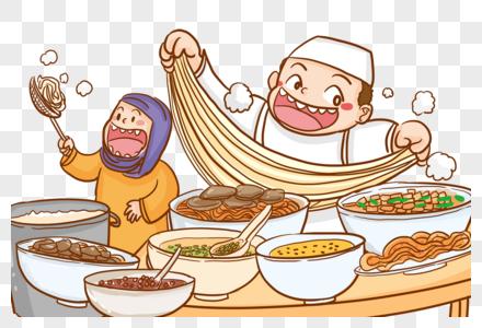 做饭的厨师图片