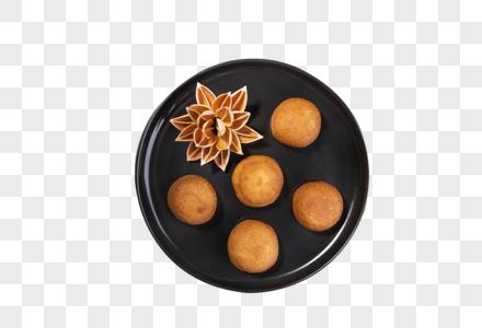 中秋云腿月饼图片