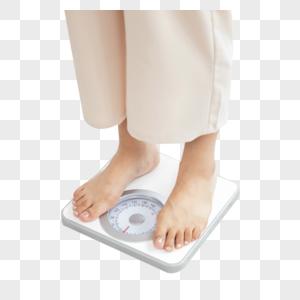 孕妇称体重图片