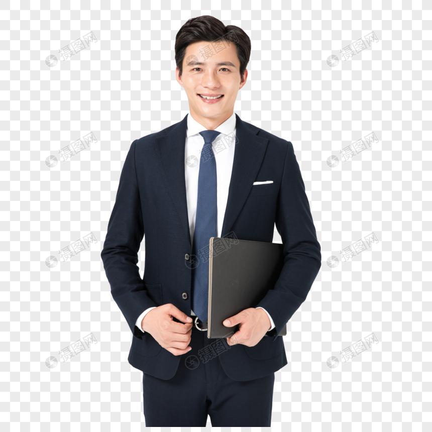 职场商务男性青年形象图片