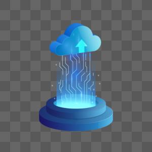 抽象云端技术图片
