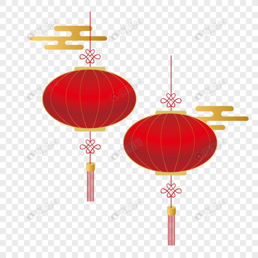 节日灯笼图片