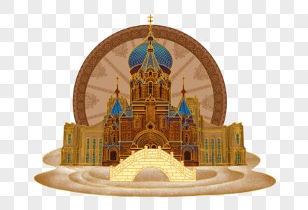 索菲亚教堂图片